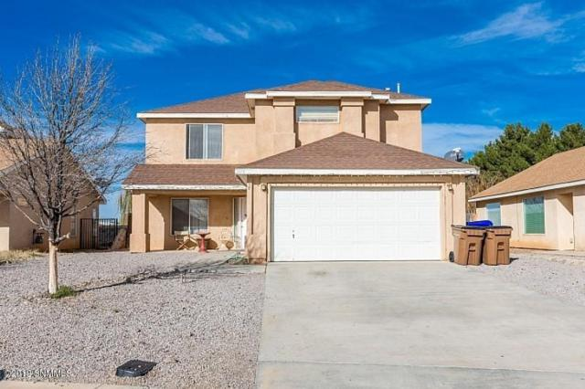 4863 Calle Bella Avenue, Las Cruces, NM 88012 (MLS #1900154) :: Steinborn & Associates Real Estate