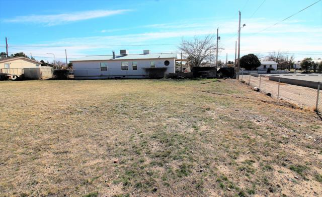 1540 N Tornillo St. Lot#4, Las Cruces, NM 88001 (MLS #1900179) :: Arising Group Real Estate Associates