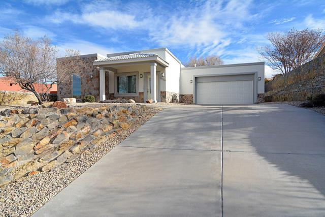 2711 Lookout Ridge Drive, Las Cruces, NM 88011 (MLS #1900342) :: Steinborn & Associates Real Estate
