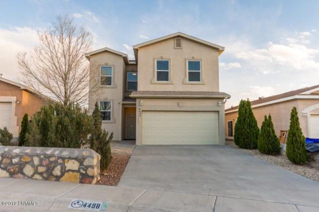 4498 Hillsboro Loop, Las Cruces, NM 88012 (MLS #1900439) :: Steinborn & Associates Real Estate