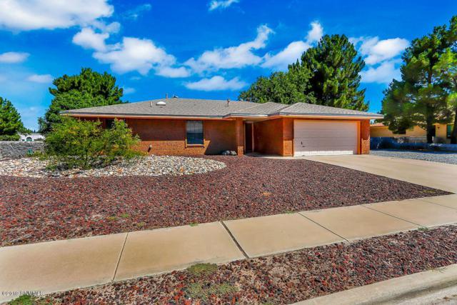 807 Rouault Avenue, Las Cruces, NM 88005 (MLS #1900842) :: Steinborn & Associates Real Estate