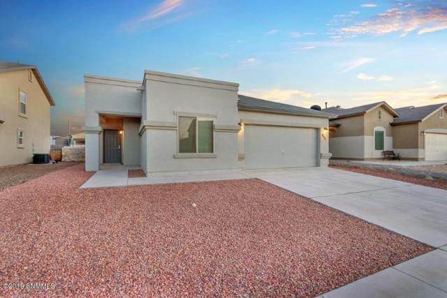 5921 Cocobolo Street, Santa Teresa, NM 88008 (MLS #1900929) :: Steinborn & Associates Real Estate
