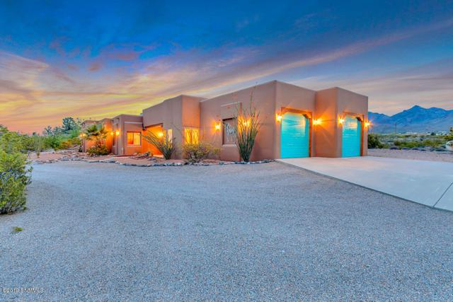 5095 Cueva Mine Trail, Las Cruces, NM 88011 (MLS #1901355) :: Steinborn & Associates Real Estate