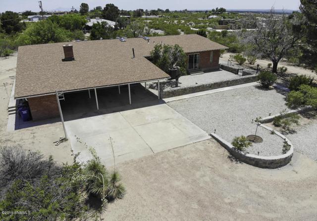 4040 Cholla Road, Las Cruces, NM 88011 (MLS #1901882) :: Steinborn & Associates Real Estate