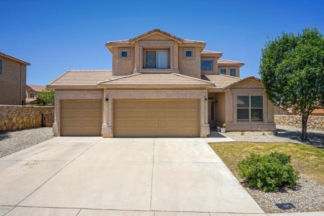2491 Tuscan Hills Lane, Las Cruces, NM 88011 (MLS #1901899) :: Steinborn & Associates Real Estate