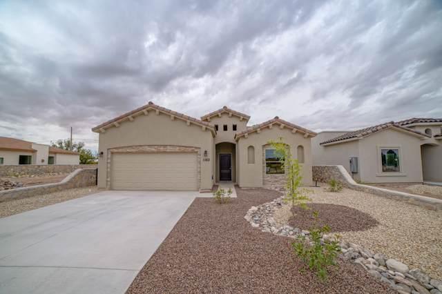 1160 Fort Sumner Way, Las Cruces, NM 88005 (MLS #1902186) :: Steinborn & Associates Real Estate