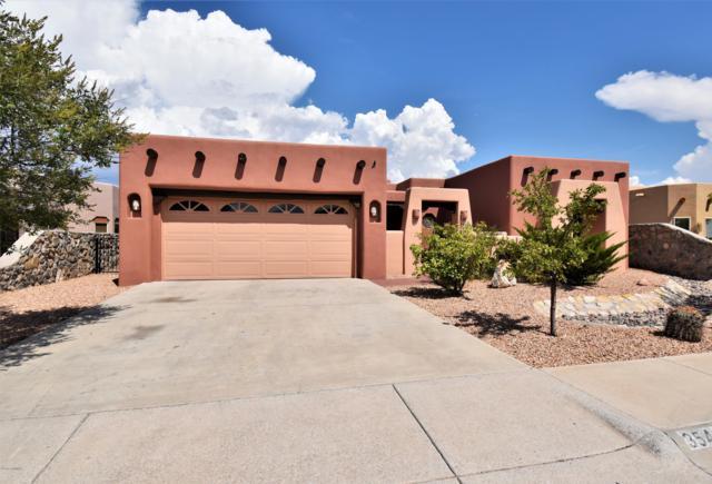 3544 Cave Creek Manor, Las Cruces, NM 88011 (MLS #1902336) :: Steinborn & Associates Real Estate