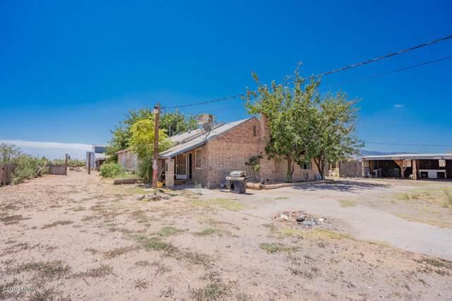 651 Old Sequoia Road Road, Chaparral, NM 88081 (MLS #1902508) :: Steinborn & Associates Real Estate