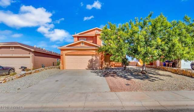 4759 Diamante Court, Las Cruces, NM 88012 (MLS #1902528) :: Arising Group Real Estate Associates