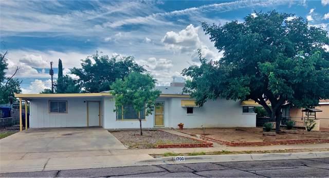 1700 Smith Avenue, Las Cruces, NM 88001 (MLS #1902680) :: Steinborn & Associates Real Estate