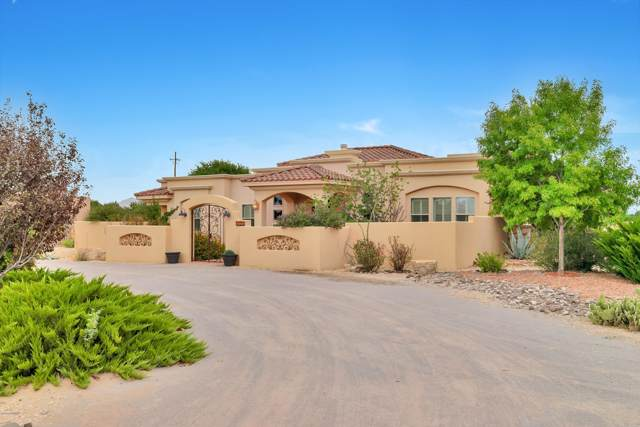 5521 Redfox Road, Las Cruces, NM 88007 (MLS #1902692) :: Steinborn & Associates Real Estate