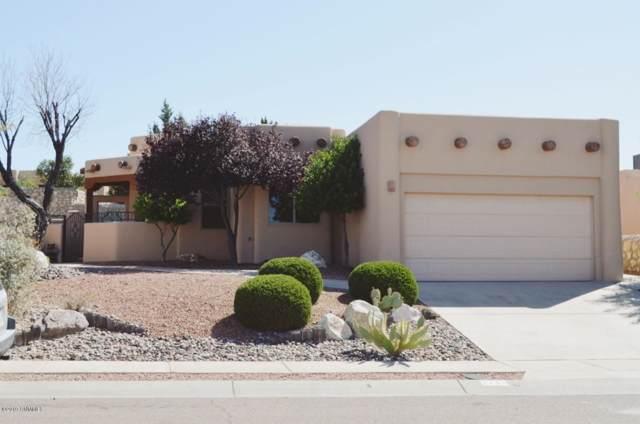 2480 Picacho Peak View View, Las Cruces, NM 88011 (MLS #1903019) :: Steinborn & Associates Real Estate