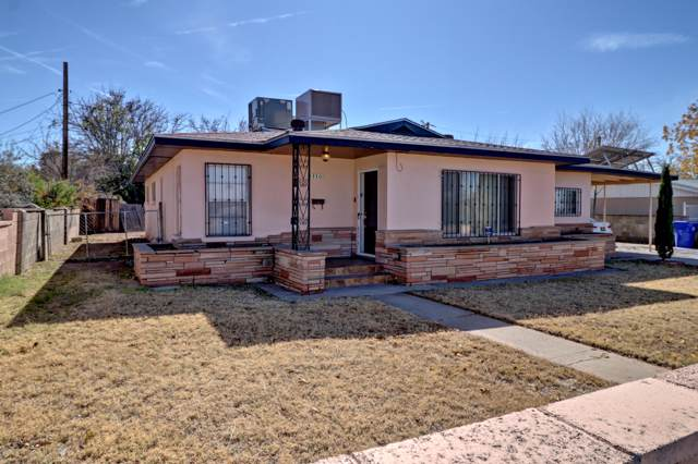 1330 Milton Road, Las Cruces, NM 88001 (MLS #1903231) :: Steinborn & Associates Real Estate