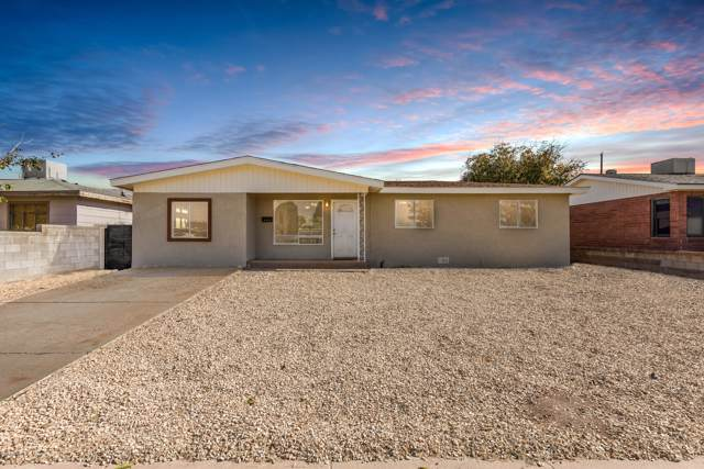 502 Utah Avenue, Alamogordo, NM 88310 (MLS #1903256) :: Steinborn & Associates Real Estate