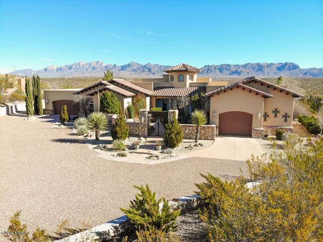 5687 Via Estrella, Las Cruces, NM 88011 (MLS #1903321) :: Better Homes and Gardens Real Estate - Steinborn & Associates