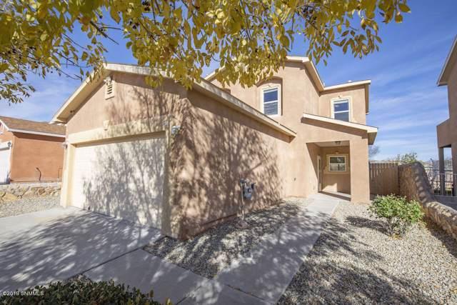 4626 Rimrock Drive, Las Cruces, NM 88012 (MLS #1903364) :: Steinborn & Associates Real Estate
