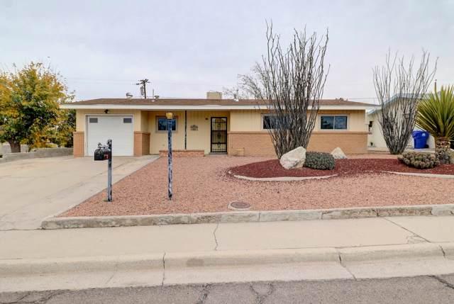 1825 E Madrid Avenue, Las Cruces, NM 88005 (MLS #1903391) :: Arising Group Real Estate Associates