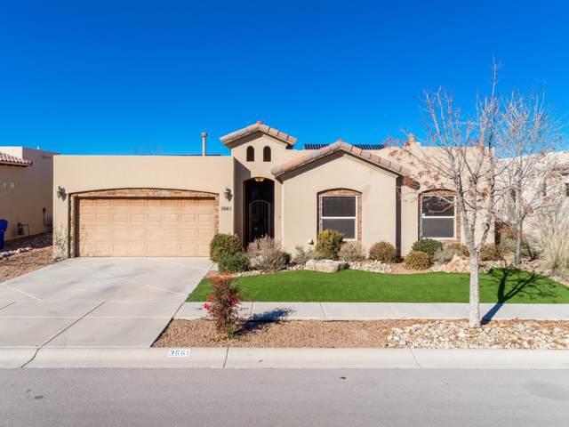 3661 San Clemente Avenue, Las Cruces, NM 88012 (MLS #1903405) :: Steinborn & Associates Real Estate