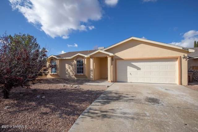 3668 Burmite Court, Las Cruces, NM 88012 (MLS #1903426) :: Agave Real Estate Group