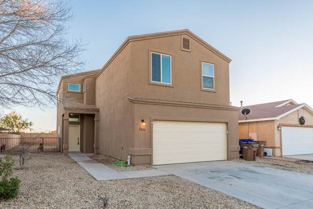 2829 San Miguel Court, Las Cruces, NM 88007 (MLS #1903482) :: Arising Group Real Estate Associates