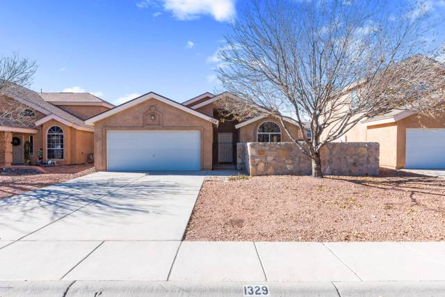 1329 Kearny Place, Las Cruces, NM 88007 (MLS #2000004) :: Steinborn & Associates Real Estate