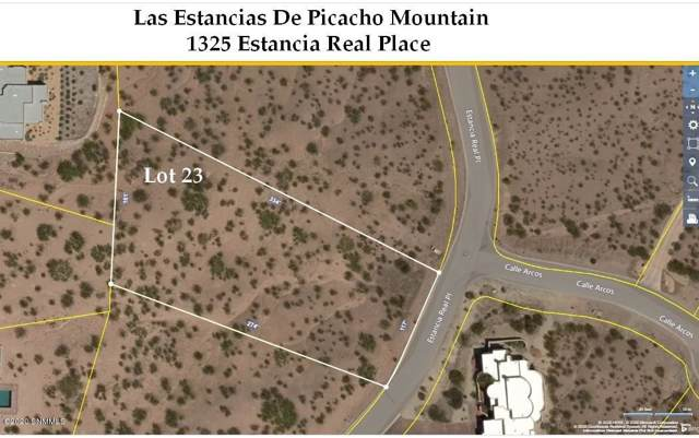 1325 Estancias Real Place, Las Cruces, NM 88007 (MLS #2000051) :: Better Homes and Gardens Real Estate - Steinborn & Associates