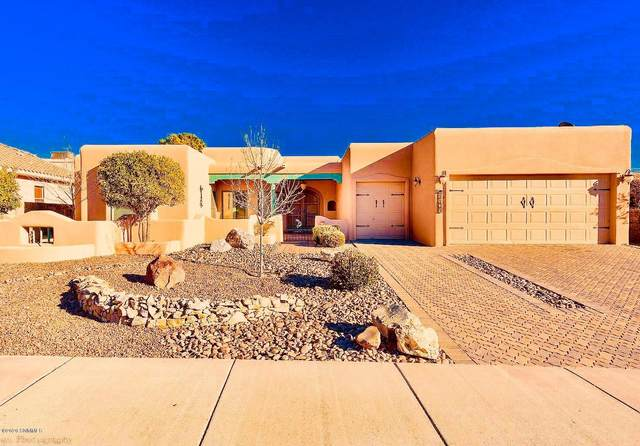 1134 Golf Club Road, Las Cruces, NM 88011 (MLS #2000228) :: Better Homes and Gardens Real Estate - Steinborn & Associates