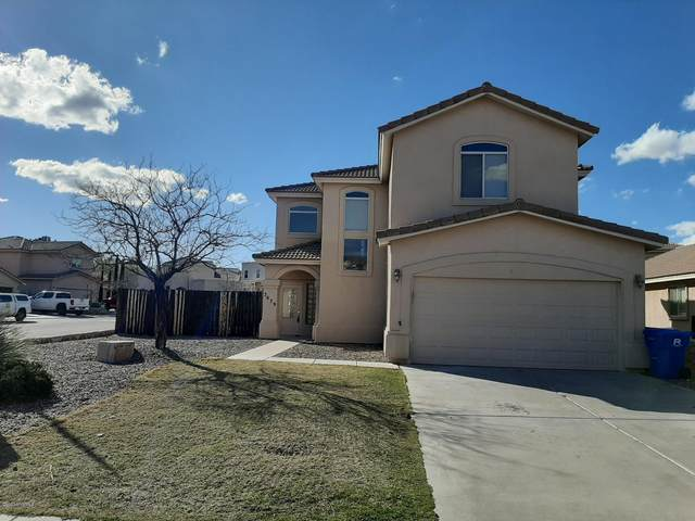 3639 Ascencion Circle, Las Cruces, NM 88012 (MLS #2000230) :: Better Homes and Gardens Real Estate - Steinborn & Associates