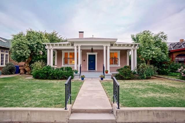 409 W Las Cruces Avenue, Las Cruces, NM 88005 (MLS #2000236) :: Steinborn & Associates Real Estate