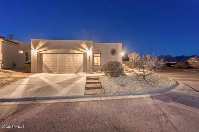 4106 Adaro Way, Las Cruces, NM 88011 (MLS #2000254) :: Steinborn & Associates Real Estate