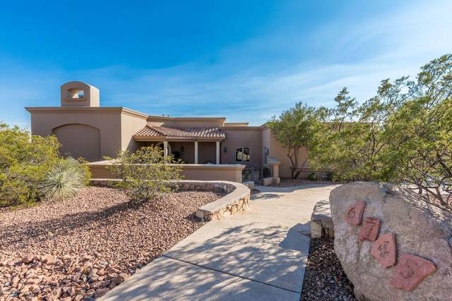 6745 Bright View Road, Las Cruces, NM 88007 (MLS #2000308) :: Better Homes and Gardens Real Estate - Steinborn & Associates