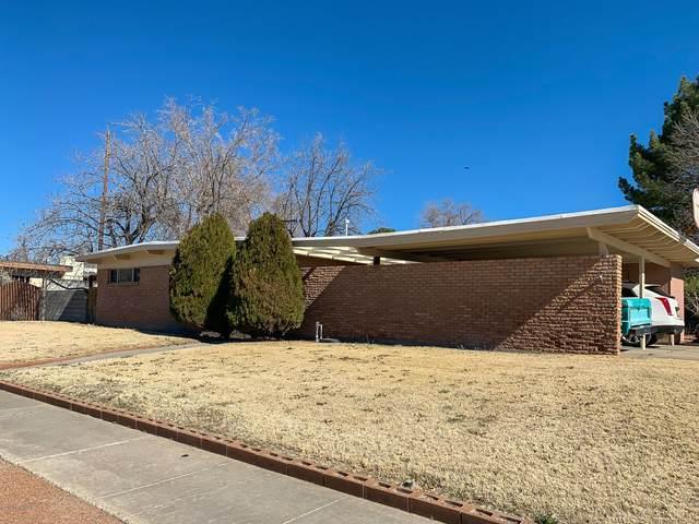 2640 Desert Drive, Las Cruces, NM 88001 (MLS #2000425) :: Arising Group Real Estate Associates