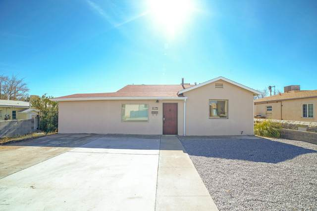 401 El Molino Boulevard, Las Cruces, NM 88005 (MLS #2000433) :: Agave Real Estate Group