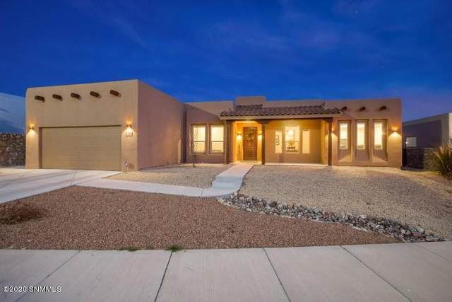 1106 Golf Club Road, Las Cruces, NM 88011 (MLS #2000438) :: Better Homes and Gardens Real Estate - Steinborn & Associates