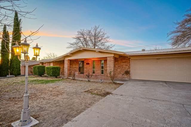 1009 Avondale Drive, Las Cruces, NM 88005 (MLS #2000487) :: Arising Group Real Estate Associates