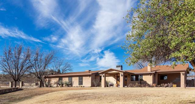 5719 Mauer Road, Las Cruces, NM 88005 (MLS #2000512) :: Arising Group Real Estate Associates