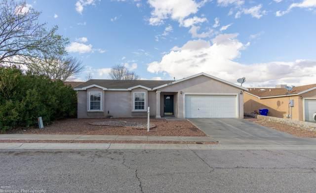 5029 Starlite Court, Las Cruces, NM 88012 (MLS #2000532) :: Arising Group Real Estate Associates