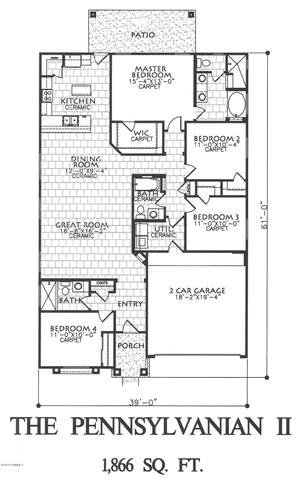 1087 Brass Hiill Avenue, Sunland Park, NM 88063 (MLS #2000536) :: Steinborn & Associates Real Estate