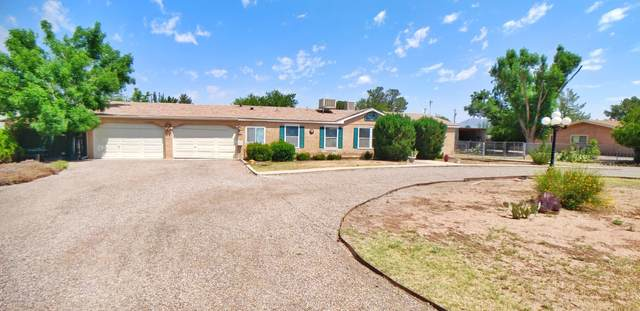 704 W Taylor Road, Las Cruces, NM 88007 (MLS #2000539) :: Arising Group Real Estate Associates