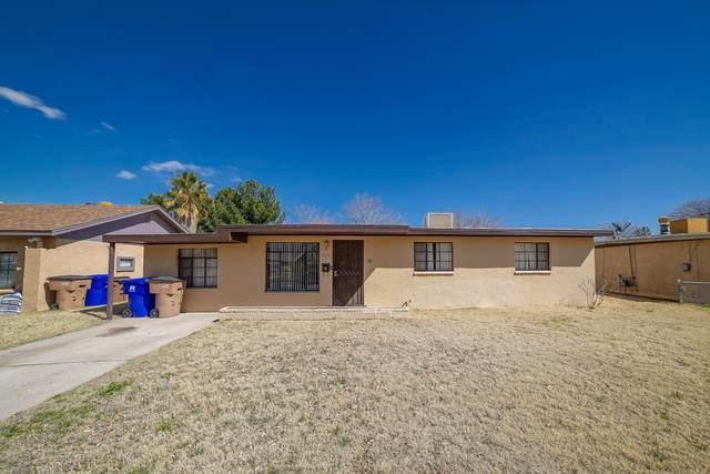 1317 Lees Drive, Las Cruces, NM 88001 (MLS #2000560) :: Agave Real Estate Group