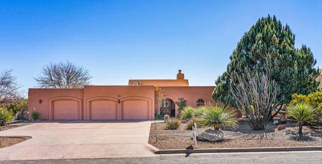 6515 Vista De Oro, Las Cruces, NM 88007 (MLS #2000563) :: Agave Real Estate Group