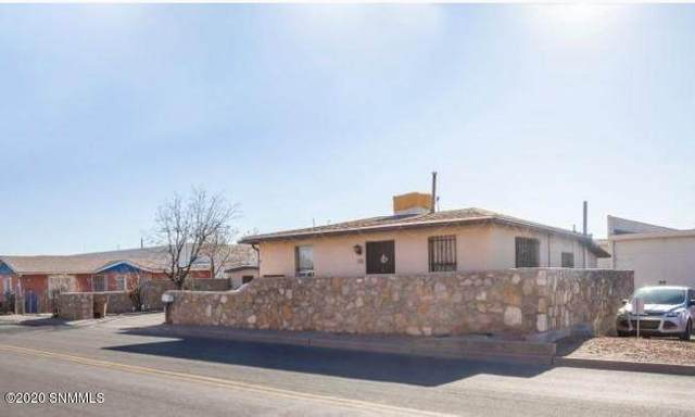 730 S Campo, Las Cruces, NM 88001 (MLS #2000647) :: Arising Group Real Estate Associates