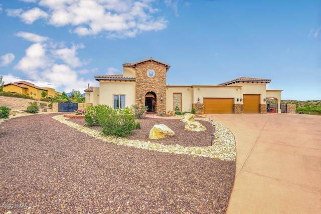 5697 Via Estrella, Las Cruces, NM 88011 (MLS #2000697) :: Arising Group Real Estate Associates