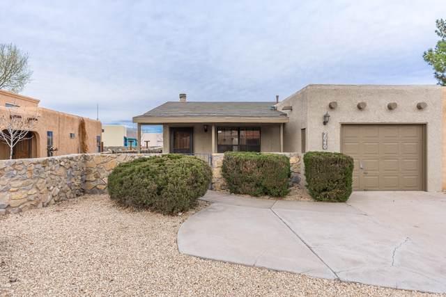 2040 Briarwood Lane, Las Cruces, NM 88005 (MLS #2000767) :: Arising Group Real Estate Associates