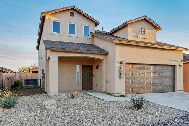 2819 Borroughs Street, Las Cruces, NM 88007 (MLS #2000772) :: Arising Group Real Estate Associates