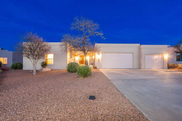 1620 Via Diamante, Las Cruces, NM 88007 (MLS #2000798) :: Arising Group Real Estate Associates