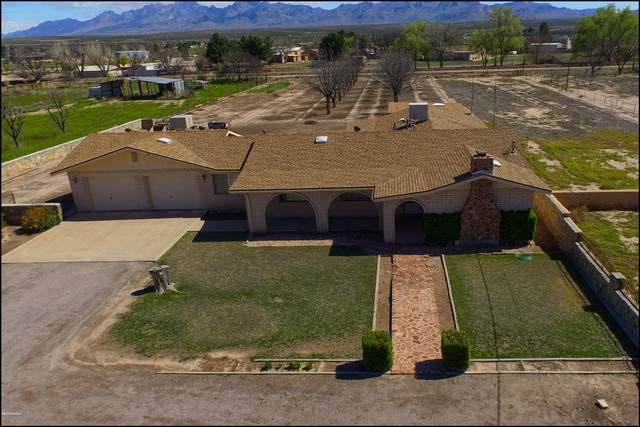 8825 S Main Street, Mesilla Park, NM 88047 (MLS #2000842) :: Better Homes and Gardens Real Estate - Steinborn & Associates