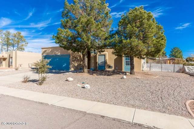 4628 April Place, Las Cruces, NM 88007 (MLS #2000878) :: Better Homes and Gardens Real Estate - Steinborn & Associates