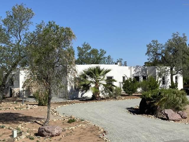 5981 N Jornada Road, Las Cruces, NM 88012 (MLS #2001140) :: Better Homes and Gardens Real Estate - Steinborn & Associates