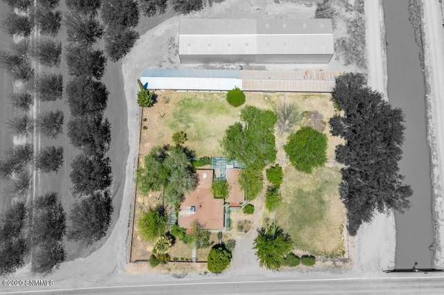 2500 W Ohara Road, Anthony, NM 88021 (MLS #2001147) :: Better Homes and Gardens Real Estate - Steinborn & Associates